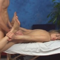 Cute blonde Allyssa Hall gets hard fucking for a massage