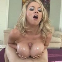 POV Fuck With Super Busty Blonde Katie Kox