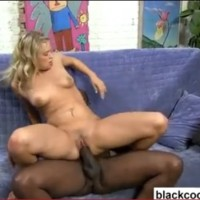 Big Black Dick Chocolate Men Fuck Nasty Blonde