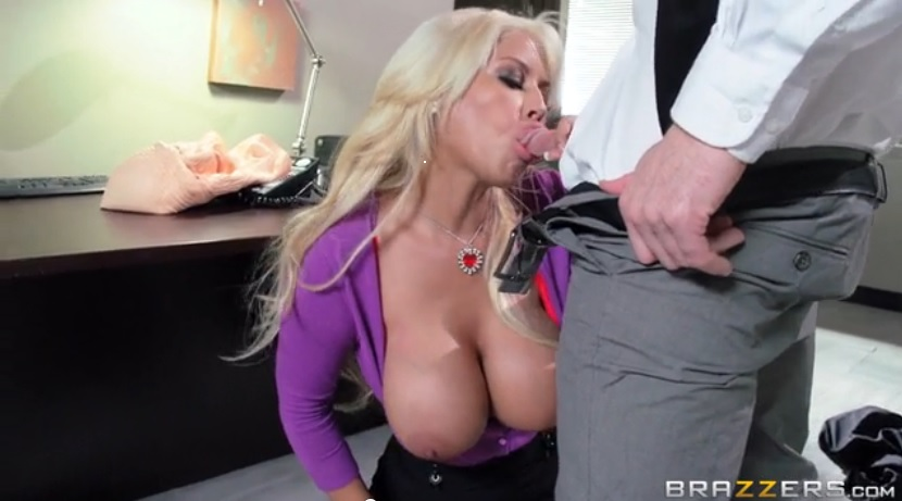 Hot Bank Robbery Bridgette B With Huge Boobs