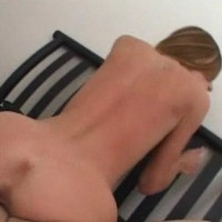 Nasty Teen Blonde Creampied