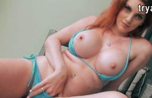 Remarkable POV Cockriding by Redhead Lilith Lust