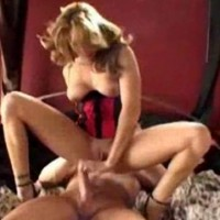 Jackie Moore Anal Cockriding