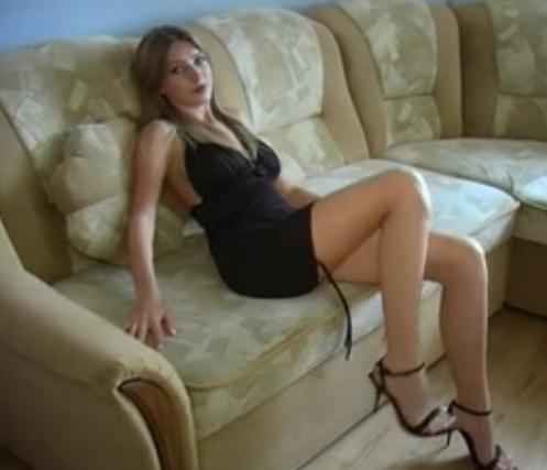 Blonde Alena Hemkova getting sex interview for job