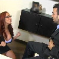 Kelly Divine from blackmail to perfect sex