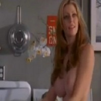 Busty celebrity Diora Baird has a hot sex scene