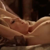 Ashley Hinshaw nude in wild sex scene About Cherry