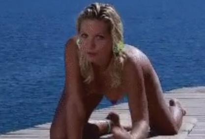 Nude on a beach Jenni Rivera