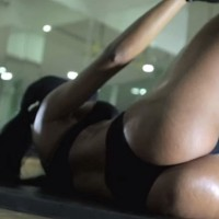 Bubbly ass workout Alejandra Gil