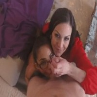 Threesome POV sex with Isabella and Kendra Lust