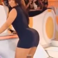Juicy ass brazilian Andressa Soares twerking