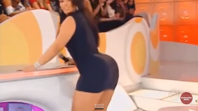 Juicy Ass Brazilian Andressa Soares Twerking