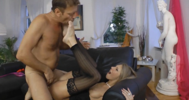 Good anal fuck for russian balerine by Rocco Siffredi