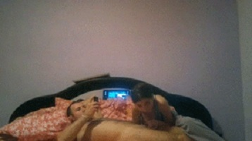 Amateur Couple Webcam Sex Show