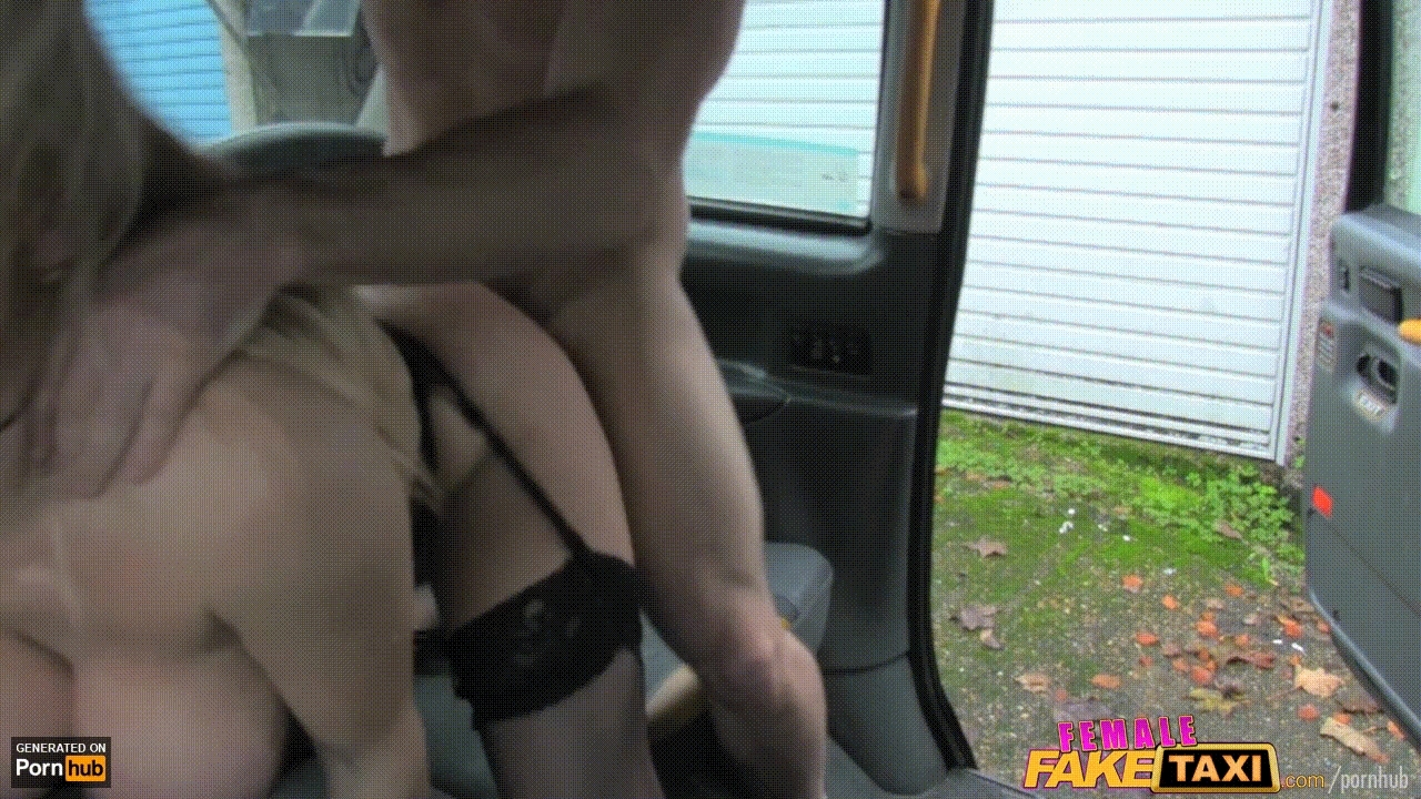 Marine gives driver a good fuck