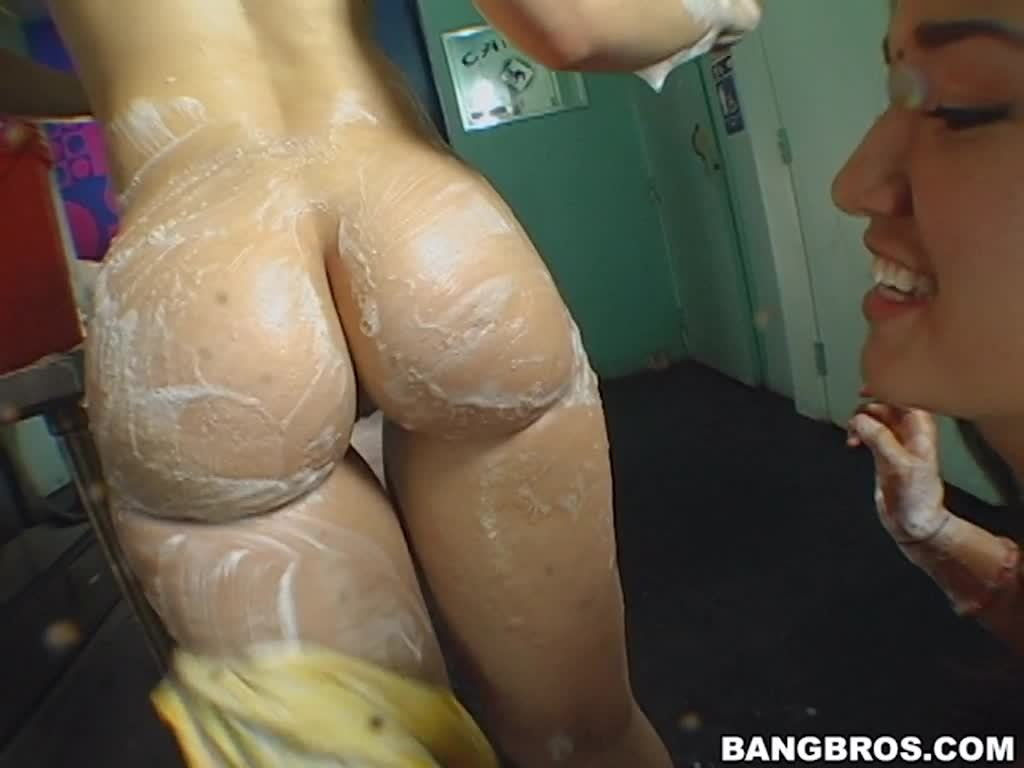 Big Tits Behind The Scenes