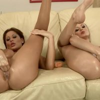 Amazing High Quality porn : ROKO VIDEO-Alison and Bianca fist