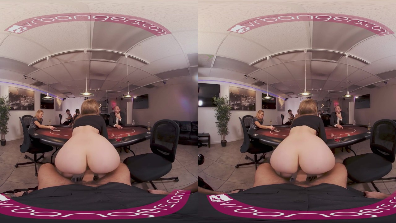 Marvelous Teen Babe porn : VRBangers Busty babe is fucking hard in this agent VR porn parody