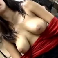 Cool Babes fucking : Asian amateur with big boobs fucks at work
