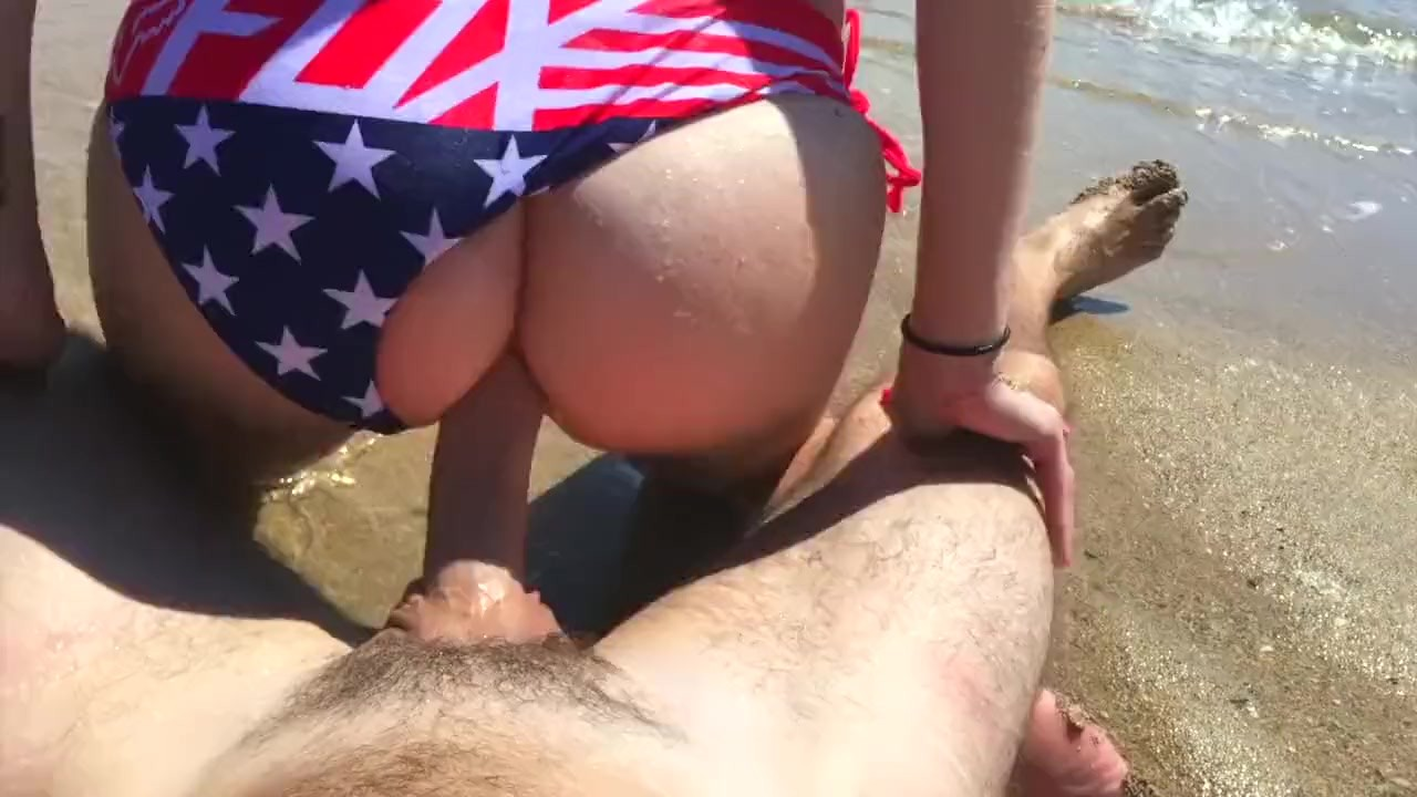 Fabulous Ass Hole sex : Alone on the island Cum in Ass – Tasexy