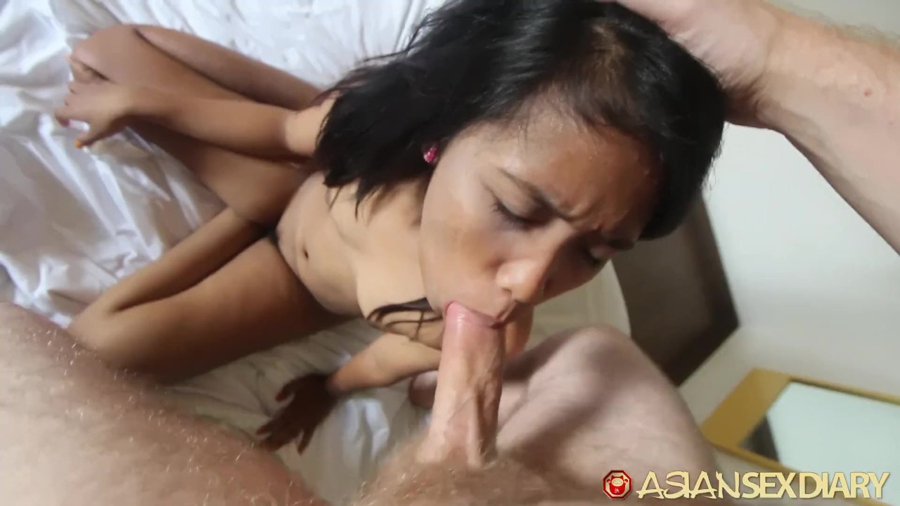 Tiny Asian Bbc Creampie