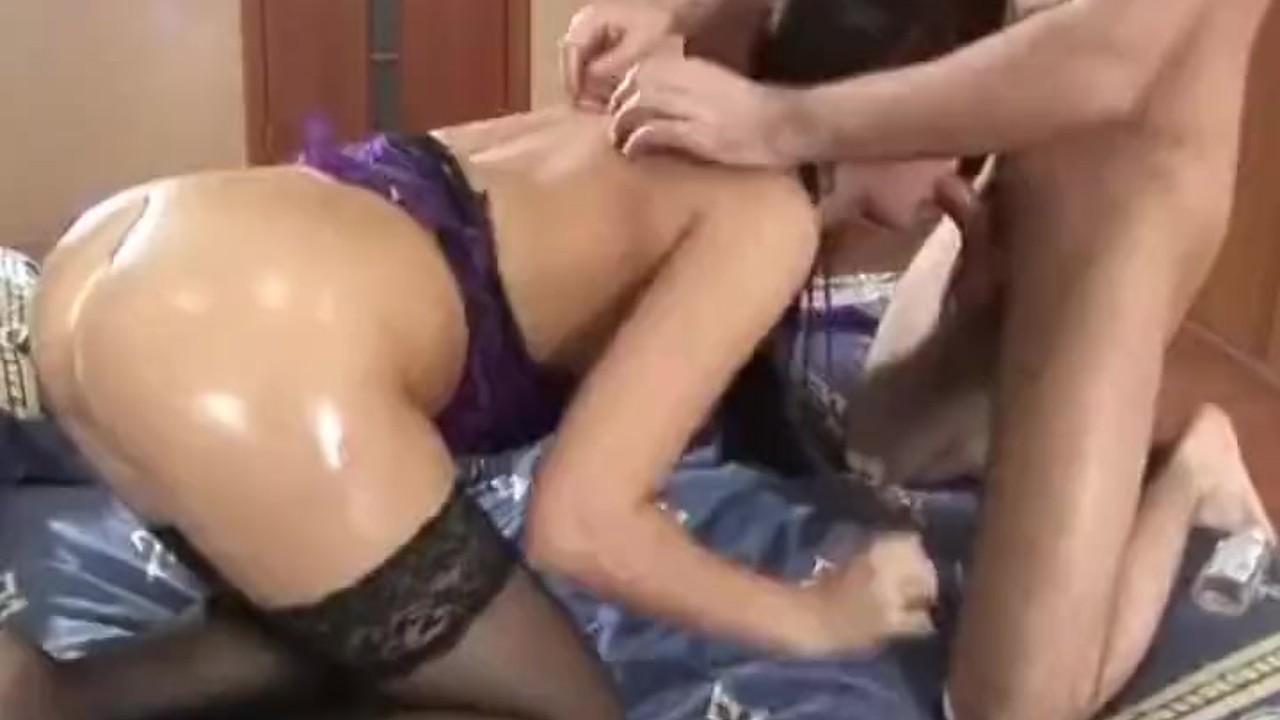 Outstanding Ass : Intense Russian Anal Fuck