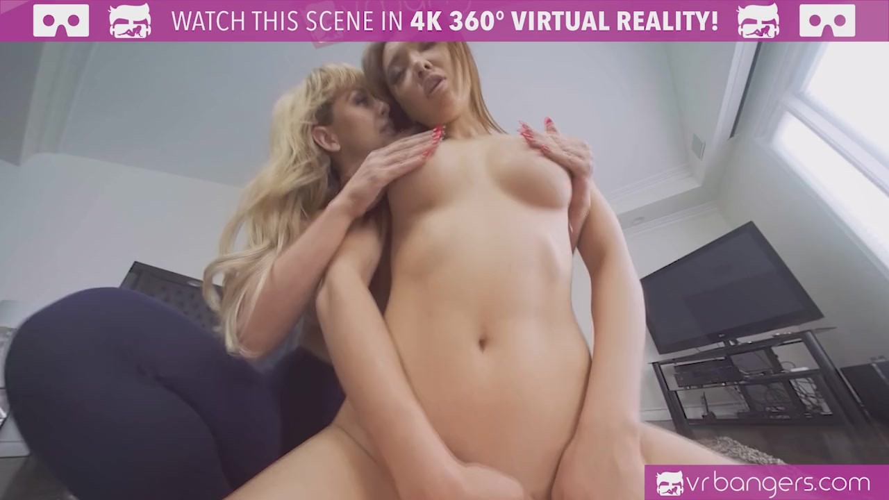 Brilliant Teen Babe sex : VRBangers Flawless Asian Virgin Rides a sex Doll for the first time Orgasm