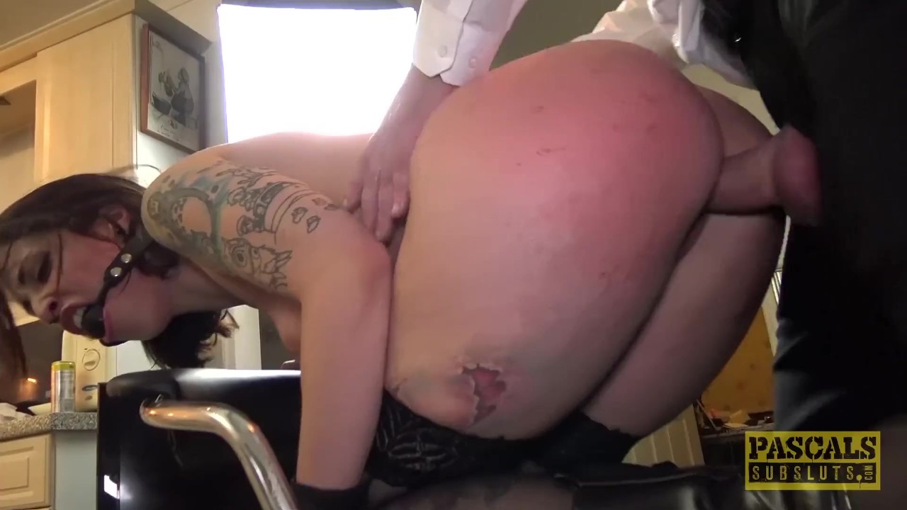 Remarkable Teens fucking : Pretty British skank rough fucked by dom