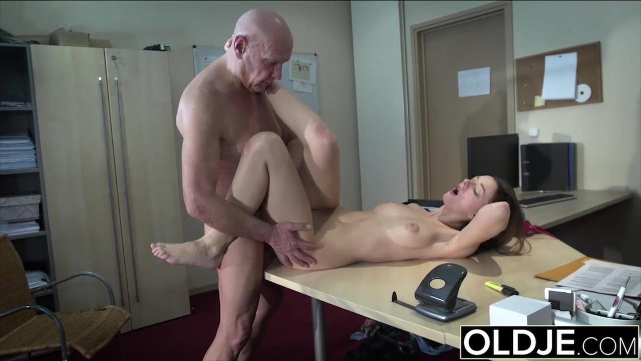 Faking anal