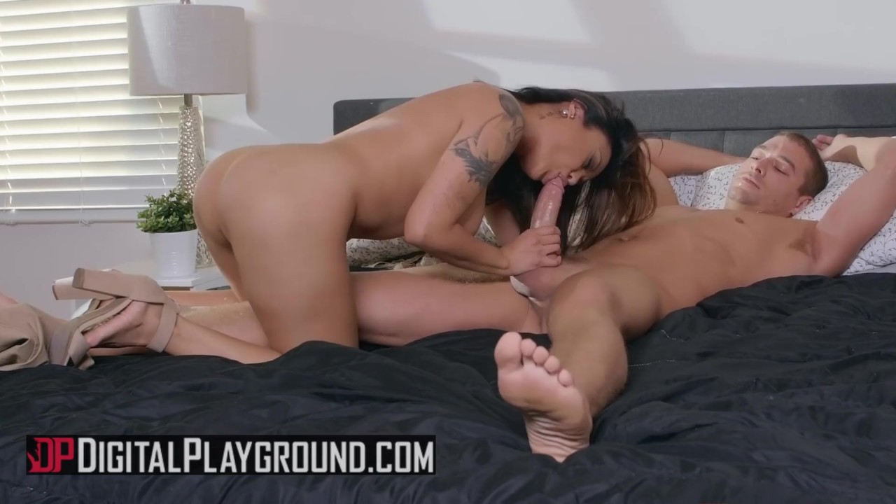 Terrific Ass fucking : Busty asian housewife Kaylani Lei loves anal – Digital Playground