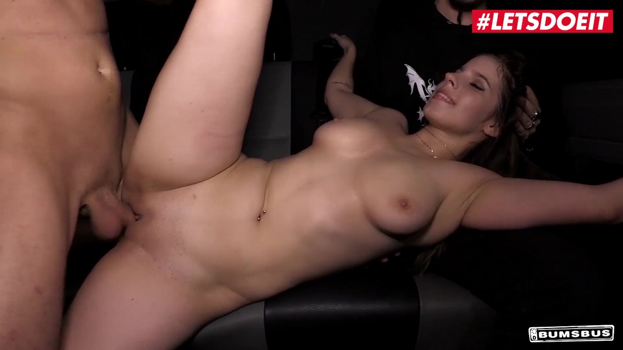 Awesome Teen porn : LETSDOEIT – German Teen Vanda Angel Rides A Big Cock In The Bus