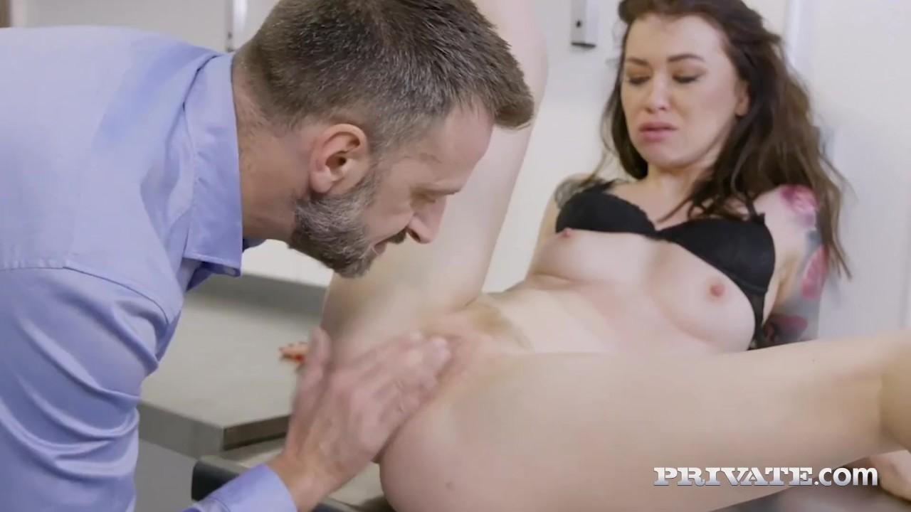 Surprising Ass Hole fuck : Private – Misha Cross Deep Throats & Anal Bangs A Cock!