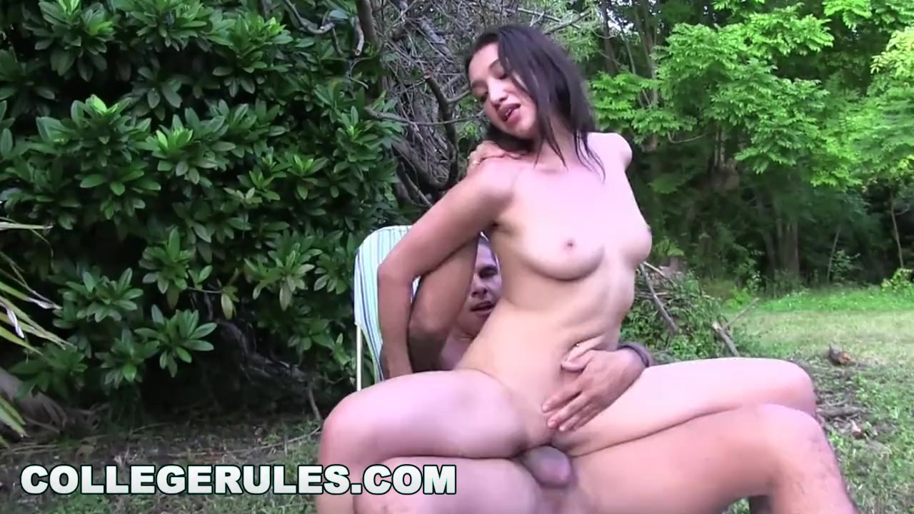 Fabulous Teens sex : COLLEGE RULES – Horny Young Students Enjoy A Field Day With Raunchy Sex