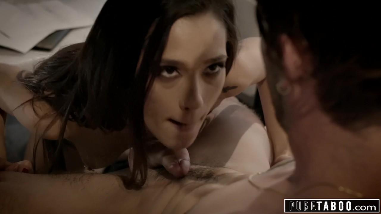 Brilliant Babes sex : PURE TABOO Stepdad Enters Sadistic Mind Trade w/ Daughter's Boyfriend
