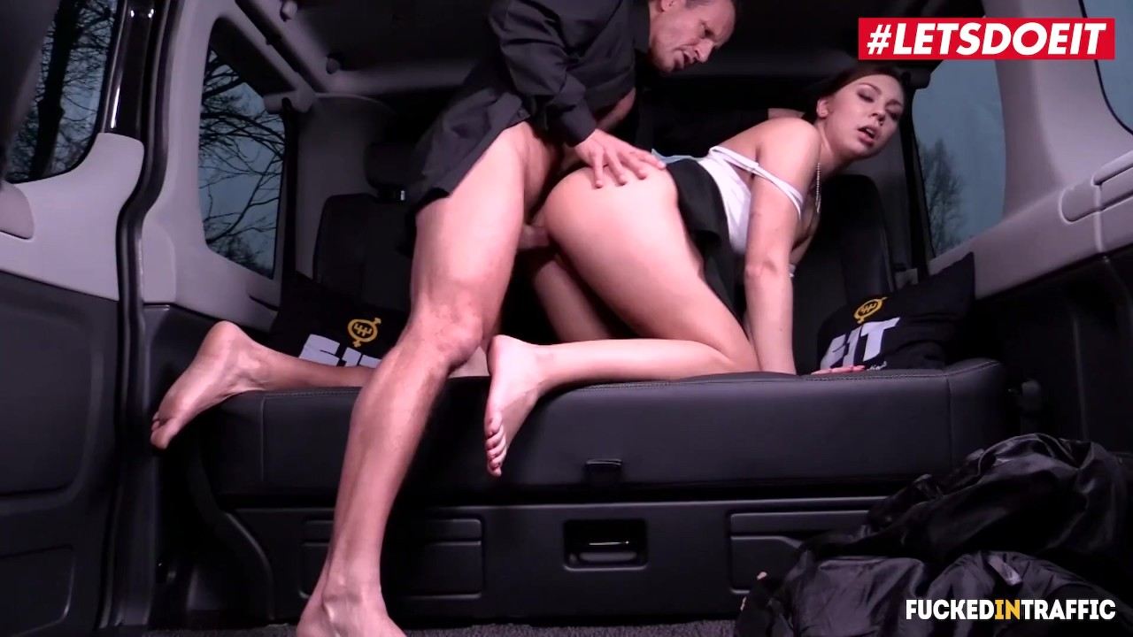 Brilliant Teen porn : LETSDOEIT – Czech Teen Has Sex With Taxi Driver After Graduation