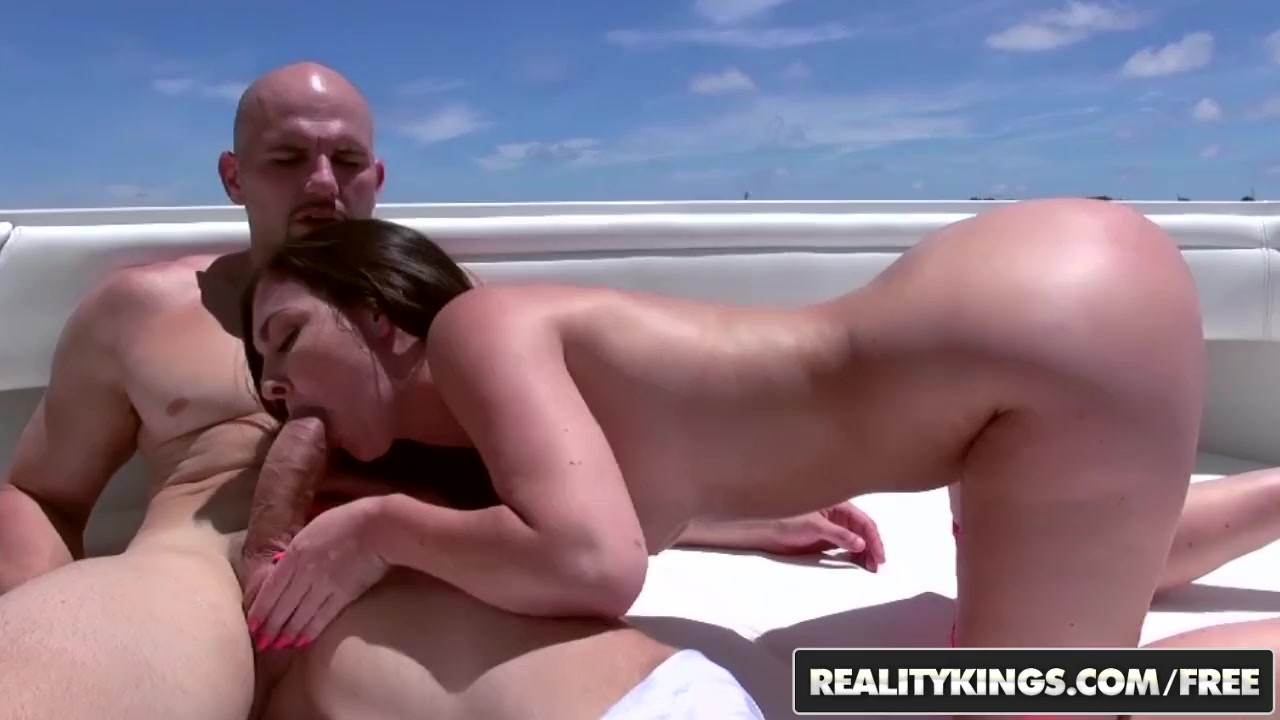 Sensational Ass Hole : Reality Kings – Brittany Shae – Boats, big butts and ass fucks