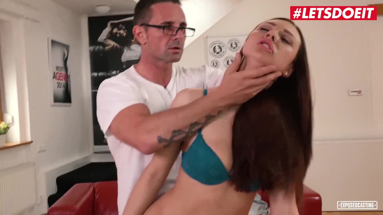 Nice Babes porn : LETSDOEIT – Hot Czech Teen Morgan Rodriguez Squirts On The Casting Couch