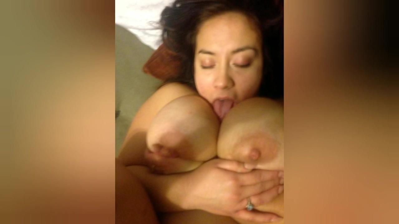 Incredible Teen Babe fuck : HUGE 19yo Mexican TITTIES BOUNCING